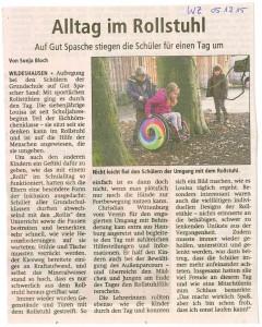 Wildeshausener Zeitung-Spascher Sand